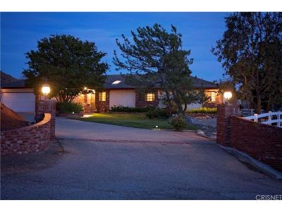 Acton CA Single Family Home Sold: $660,000