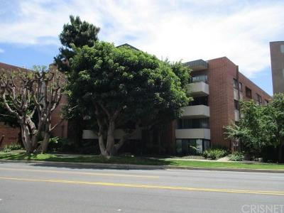 Brentwood Condo/Townhouse Sold: 11750 West Sunset Boulevard #301
