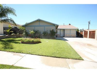 Canyon Country Single Family Home For Sale: 19512 Steinway Street