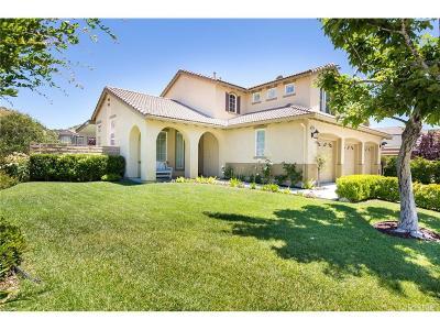 Stevenson Ranch Single Family Home For Sale: 25851 Royal Oaks Road