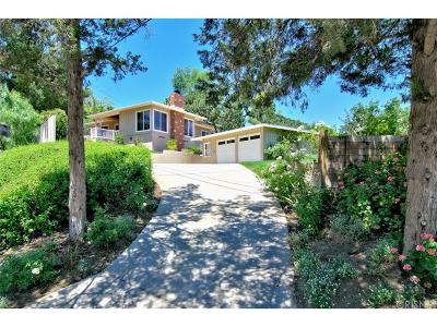 Single Family Home Sold: 21503 Marchena Street