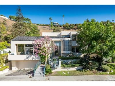 Studio City Single Family Home For Sale: 3016 Dona Susana Drive