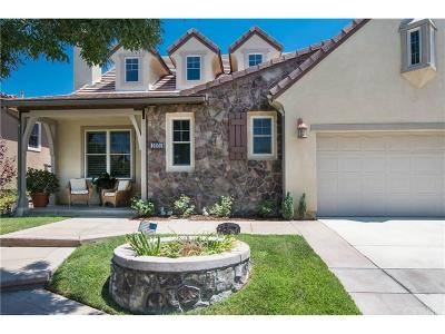 Valencia Single Family Home For Sale: 26974 Timberline Terrace