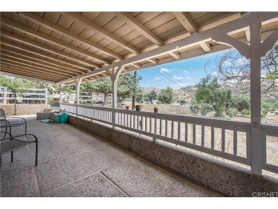 Canyon Country Single Family Home For Sale: 16003 Baker Canyon Road