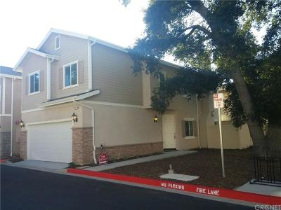 Newhall Single Family Home For Sale: 22771 Walnut Park Lane