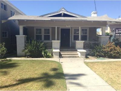 Glendale Single Family Home For Sale: 1909 Gardena Avenue