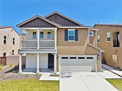 Saugus Single Family Home For Sale: 20725 Celadon Court
