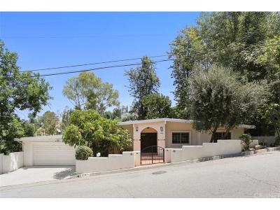 Woodland Hills Single Family Home For Sale: 21815 De La Luz Avenue