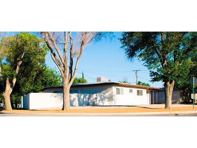 Lancaster Single Family Home For Sale: 44144 3rd Street East