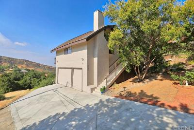 Calabasas Single Family Home For Sale: 3544 Mesquite Drive