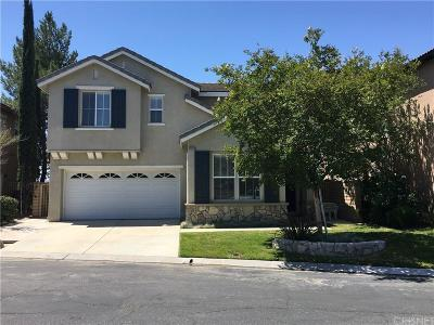 Valencia Single Family Home For Sale: 24244 Kirby Court