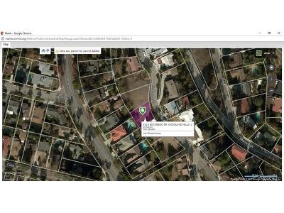 Woodland Hills Residential Lots & Land For Sale: 5119 Escobedo Drive