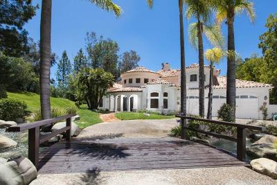 Calabasas CA Single Family Home For Sale: $2,895,000
