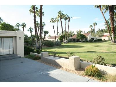 Rancho Mirage Condo/Townhouse For Sale: 34915 Mission Hills Drive