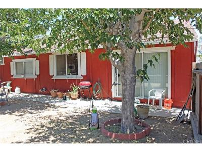 Palmdale Single Family Home For Sale: 35020 Small Road