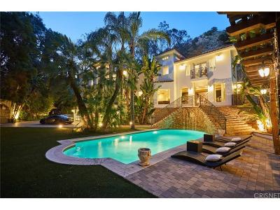 Sunset Strip - Hollywood Hills West (C03) Single Family Home For Sale: 1944 Laurel Canyon Boulevard