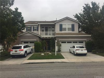 Valencia Single Family Home For Sale: 24236 English Rose Place