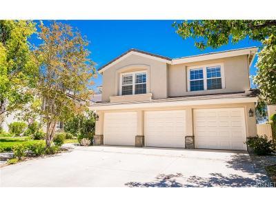 Valencia Single Family Home For Sale: 23030 Edenton Place