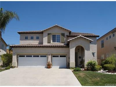 Valencia Single Family Home For Sale: 24335 Astor Racing Court
