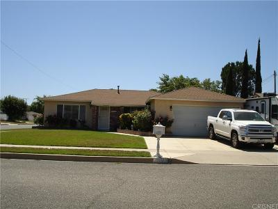 Simi Valley CA Single Family Home Sold: $517,500