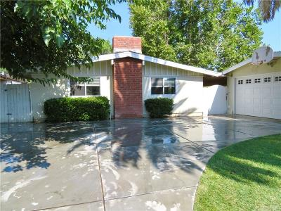 Saugus Single Family Home For Sale: 27510 Seco Canyon Road