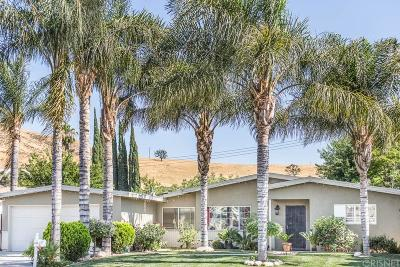 Simi Valley Single Family Home For Sale: 4286 Lou Drive