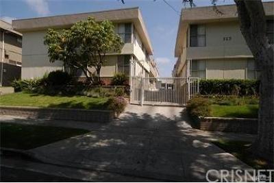 Inglewood Condo/Townhouse Sold: 563 East Hazel Street #2