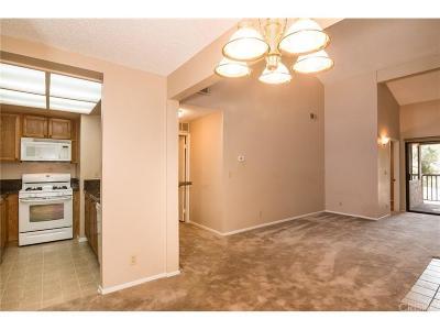 Woodland Hills Condo/Townhouse For Sale: 6275 Canoga Avenue #84