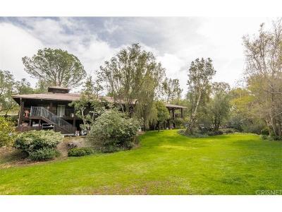 Hidden Hills Single Family Home For Sale: 25010 Jim Bridger Road