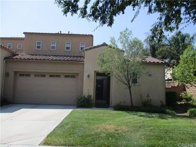 Valencia Single Family Home For Sale: 28097 River Trail Lane