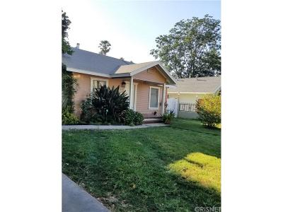 Canoga Park Single Family Home For Sale: 7417 Alabama Avenue