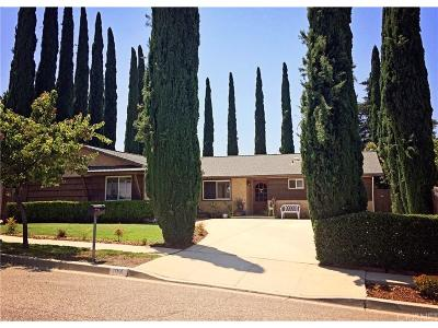 Simi Valley Single Family Home For Sale: 1091 Appleton Road