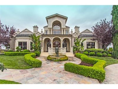 Calabasas Single Family Home For Sale: 2737 Beacontree Lane