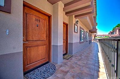 Agoura Hills Condo/Townhouse For Sale: 5241 Colodny Drive #103