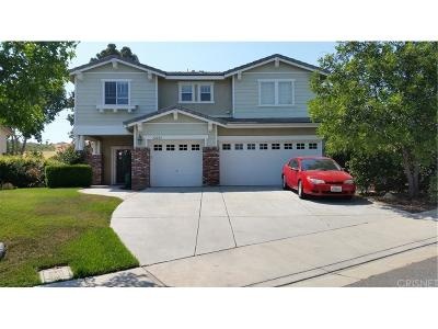 Single Family Home Sold: 32223 Vista Pointe Place