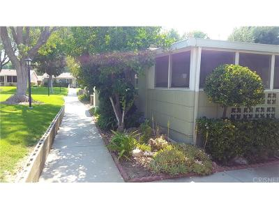 Newhall Condo/Townhouse For Sale: 19110 Avenue Of The Oaks #D