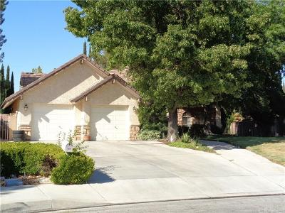 Lancaster Single Family Home For Sale: 43456 Wendy Way