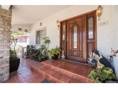 Glendale Single Family Home For Sale: 406 West Elk Avenue