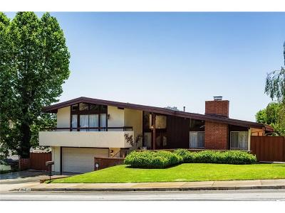 Calabasas Single Family Home For Sale: 4259 Meadow Lark Drive
