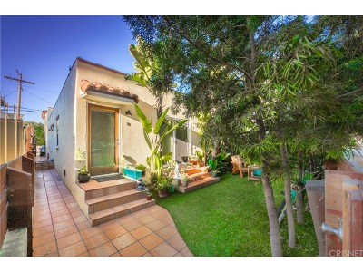 Residential Income For Sale: 12735 Venice Boulevard