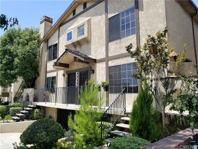 Burbank Condo/Townhouse For Sale: 525 East Verdugo Avenue #D