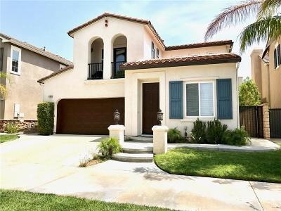 Valencia Single Family Home For Sale: 27942 Alta Vista Avenue