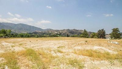 Canyon Country Residential Lots & Land For Sale: 15838 Mandalay Road Road