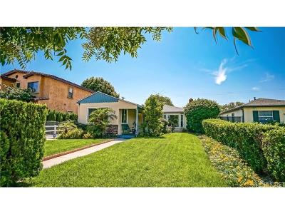 Single Family Home Closed: 5421 Strohm Avenue