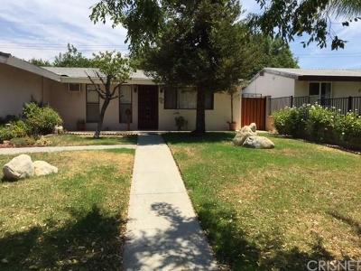 Canyon Country Single Family Home For Sale: 27336 Dewdrop Avenue