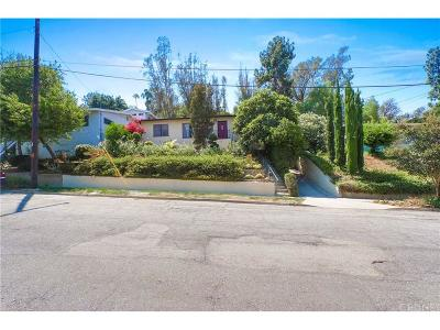 South Pasadena Single Family Home For Sale: 839 Rollin Street