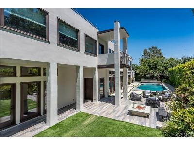 Single Family Home Sold: 4160 Dixie Canyon Avenue