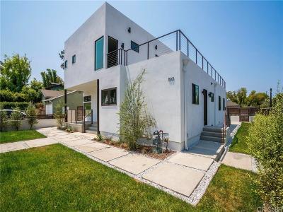 Venice Single Family Home For Sale: 1501 Walgrove Avenue