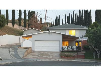 Single Family Home Sold: 20600 Susan Ruth Street