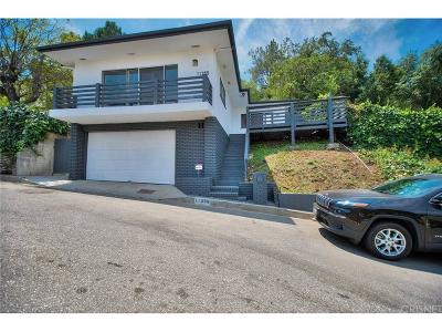 Studio City Single Family Home For Sale: 11358 Hendley Drive